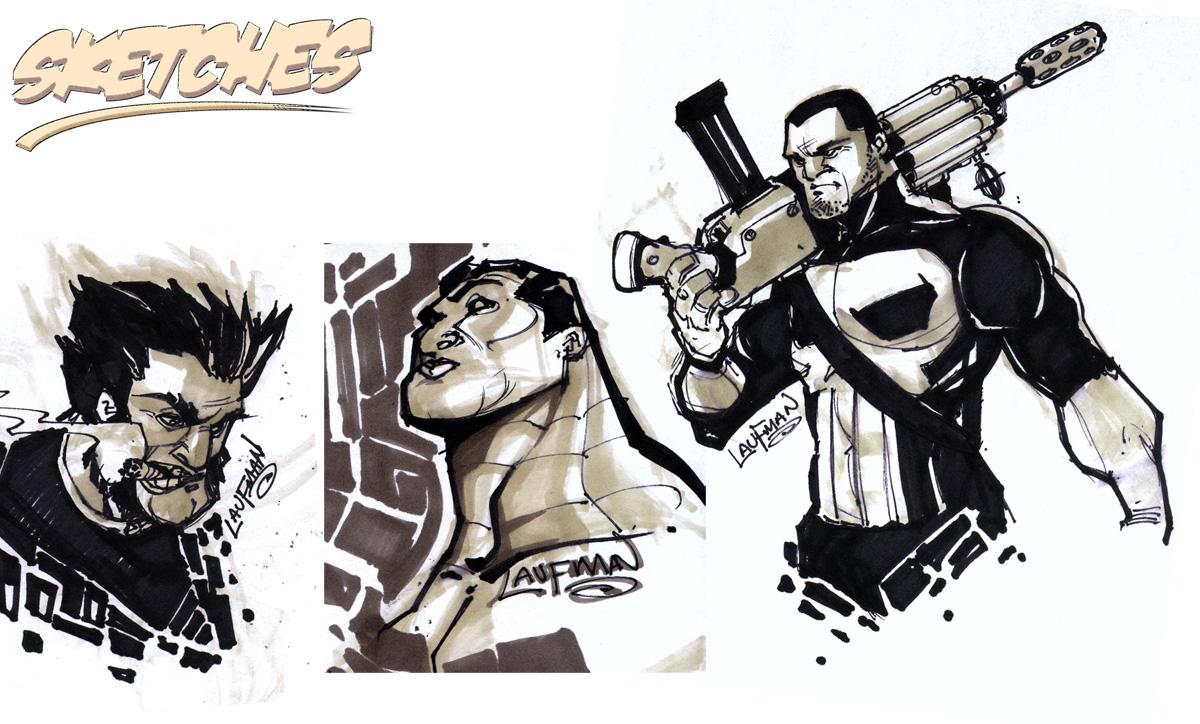 Marvel Sketches by DerekLaufman on DeviantArt Raccoon Drawing Easy
