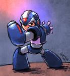 SCRATCH - Megaman