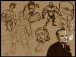More Random Sketches