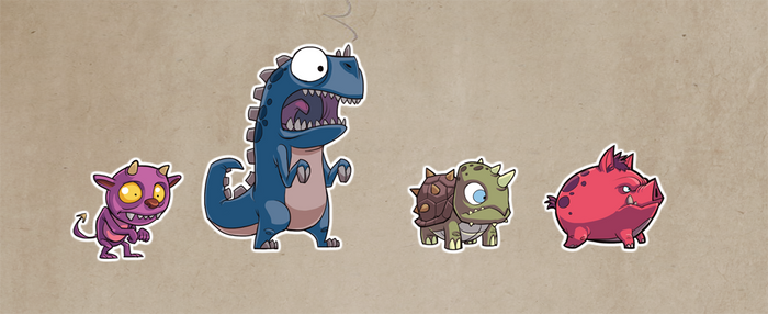 Monster Concepts