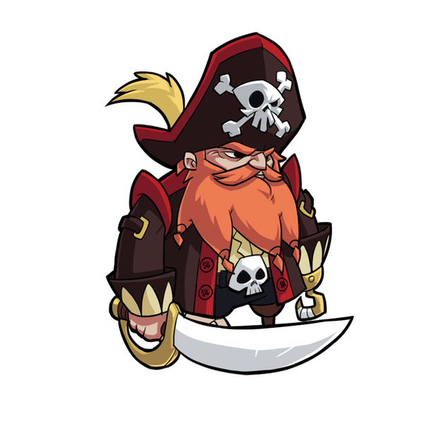 Arrrr I'm a pirate! by DerekLaufman