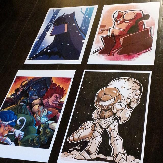 Print Sale Ends Monday! by DerekLaufman