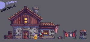 BULLET AGE: Village House