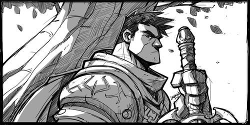 Garrison - Battle Chasers