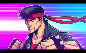 Kung fury! by DerekLaufman