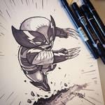 Commission - Wolverine