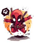 Chibi Deadpool!