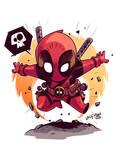 Chibi Deadpool!