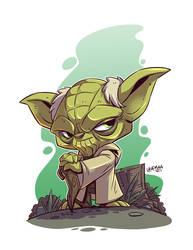 Chibi Yoda