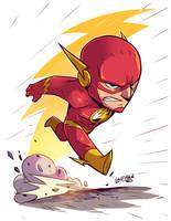 Chibi Flash by DerekLaufman