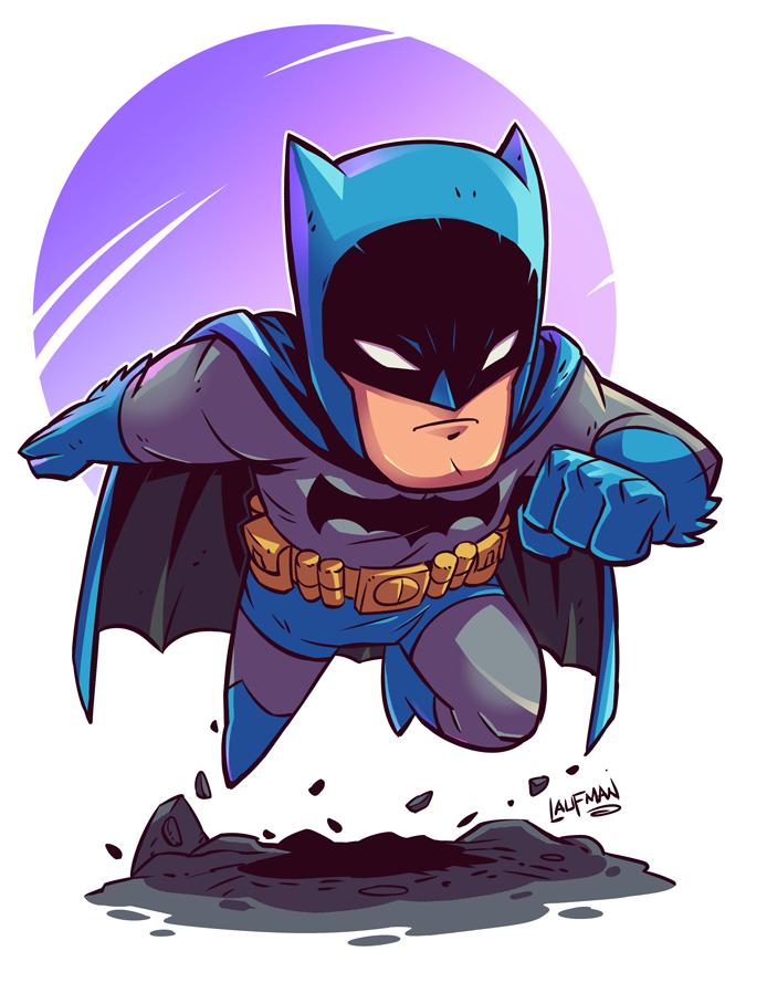 Chibi Batman by DerekLaufman on DeviantArt