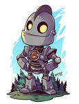 Chibi Iron Giant