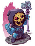 Chibi Skeletor