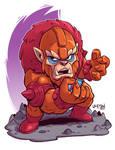 Chibi Beast Man