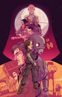 Rogue One by DerekLaufman