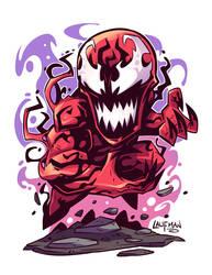 Chibi Carnage by DerekLaufman