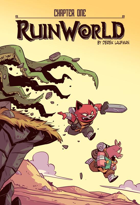 RuinWorld Chapter One by DerekLaufman