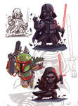 Star Wars Chibis