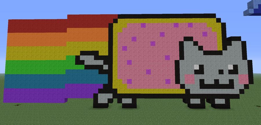 Nyan Cat Video Overlay Microsoft Expression Encoder