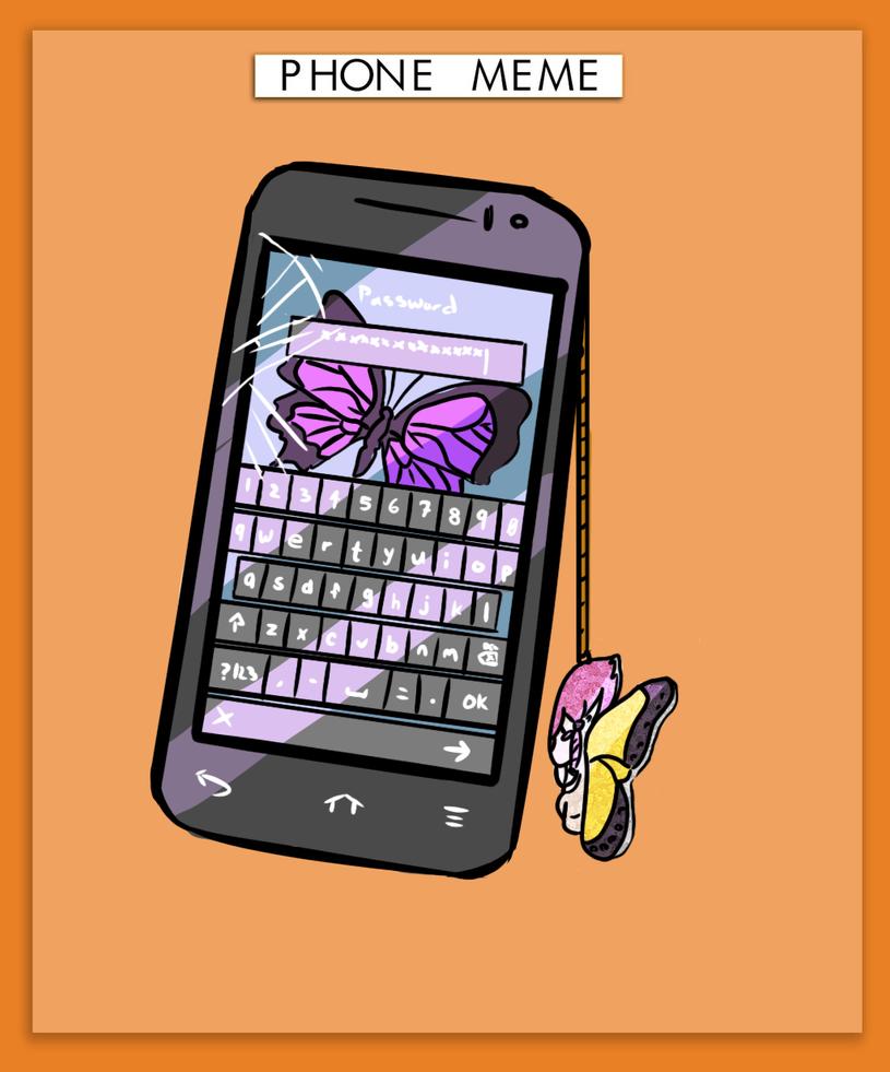 uSolar Phone meme: Tomos by Mystic-Snail