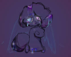 Cosmic Vent by awkwarf