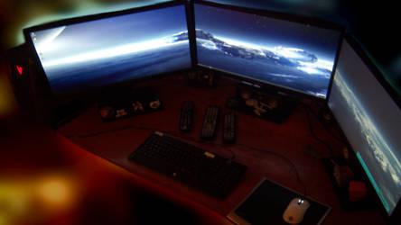 Dev Desktop 2k13 by Marcher