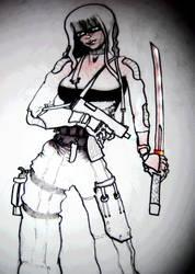 MadZombie Slayer by Marcher