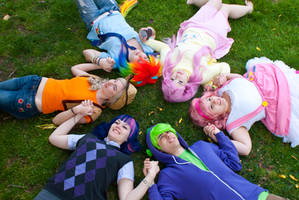 Circle of Friendship by Love-Cook-Sanji
