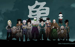 Z Warriors by rusiangraphics