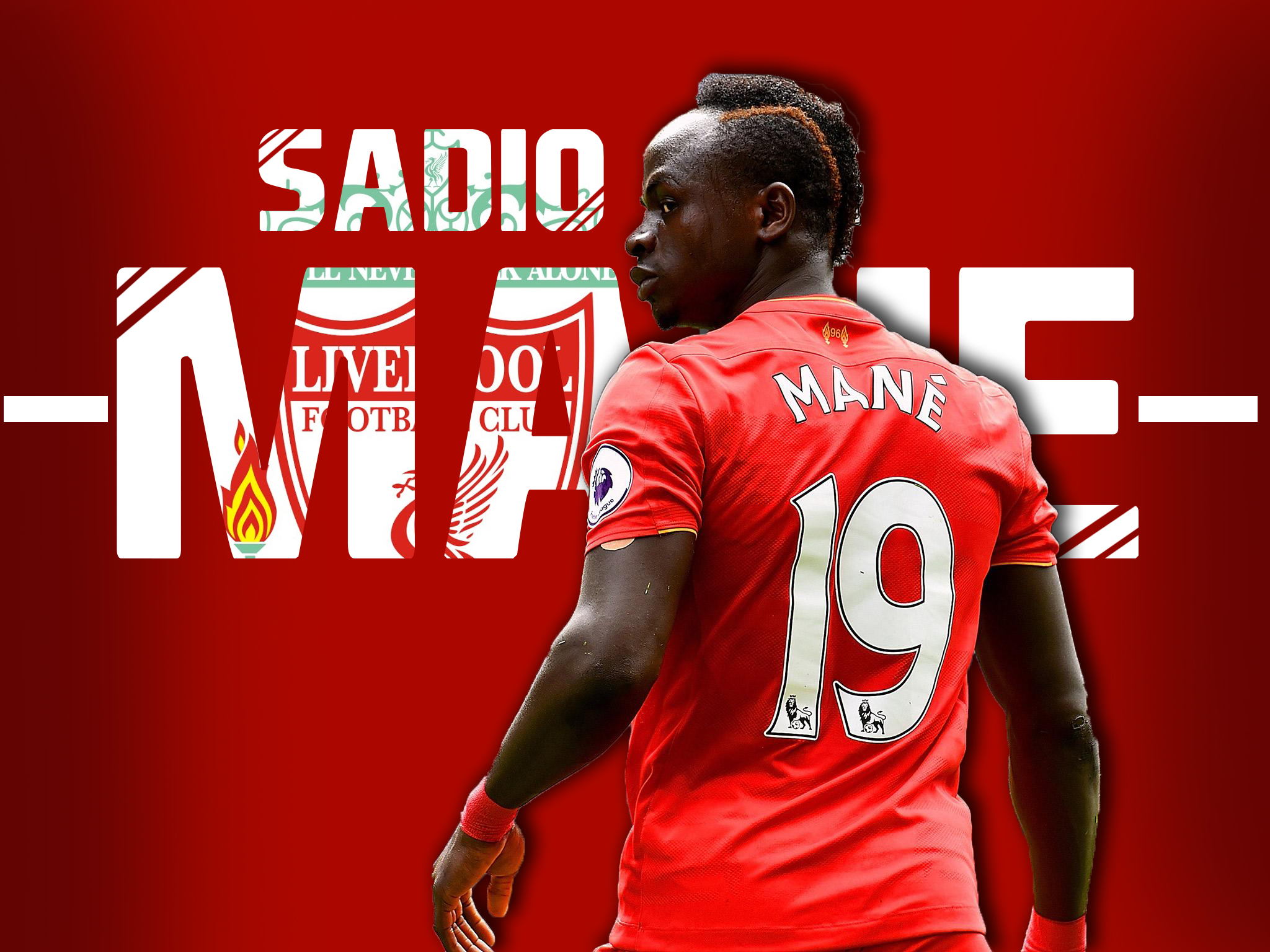 Sadio Mane by JuloCamp2608 on DeviantArt