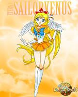 Eternal Sailor Venus 2.o by Danichuy