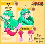 Jermosa Princesa Sirena