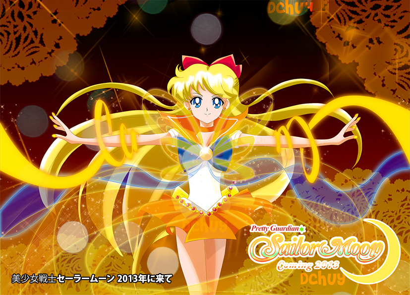 Sailor Venus 2013 Henshin by Danichuy
