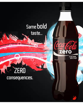 Coke Zero Ad