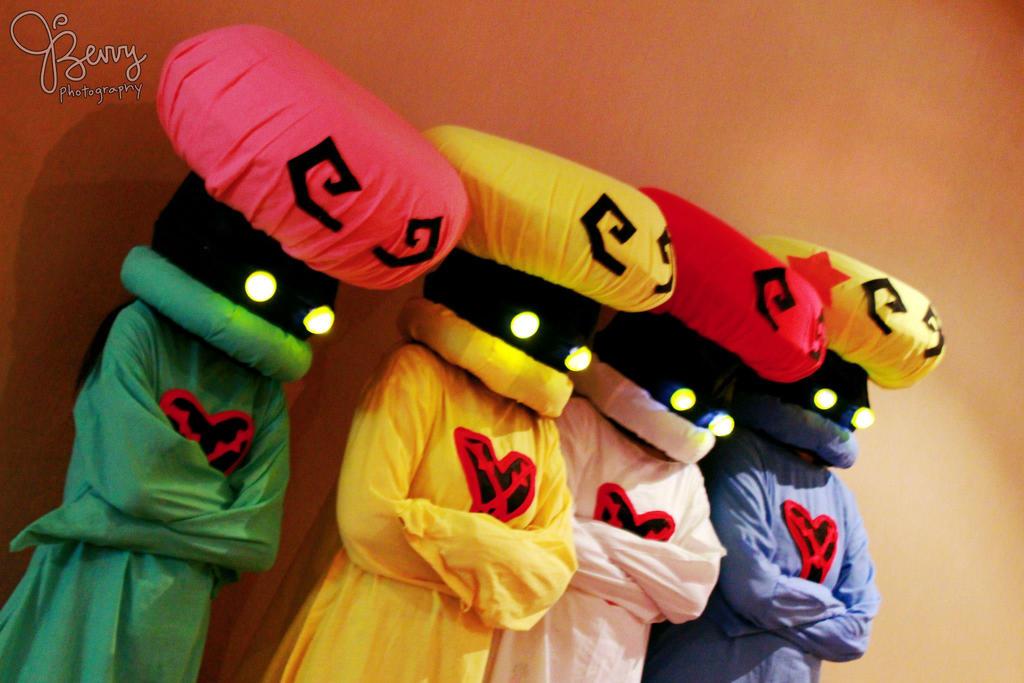 AUSA 2013 - Gangsta Shooms by FadingNoctis