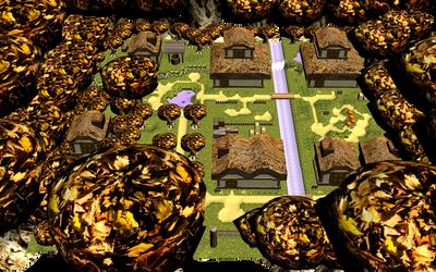 Terranigma - Crysta 3D REMAKE by XxshapuxX