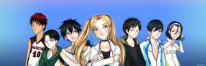 Doctor Lau and her husbandos