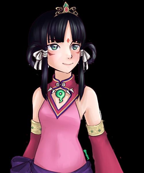 Princess of Khura'in by ueruchan77
