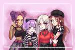 Black Egirls