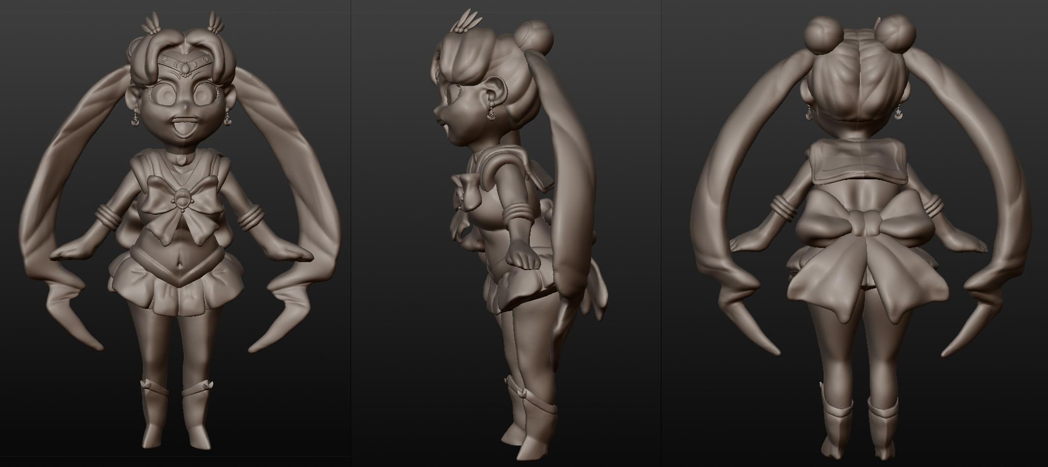 [MMA] Gazzycakes Artwork Sailor_moon_by_gazzycakes-d62jw9s