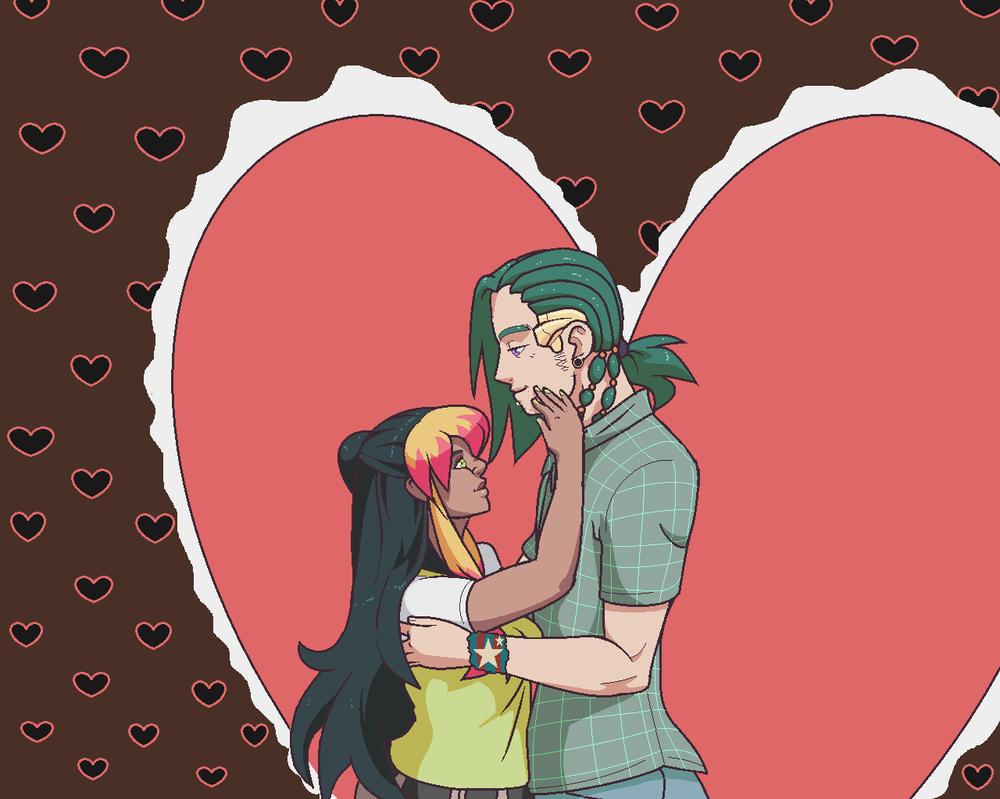 Happy Valentines Day by Gazzycakes