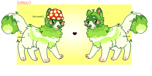 Sprout - Reference by DaffoLily