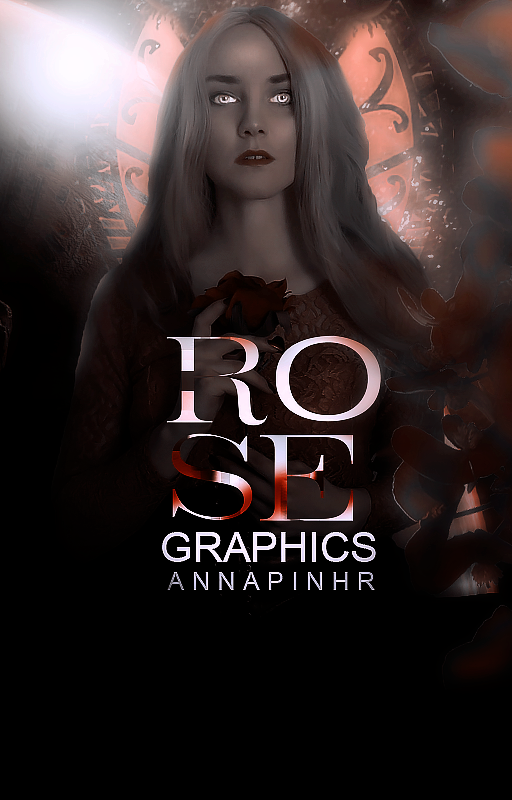 Rose-graphics by Annapinhr