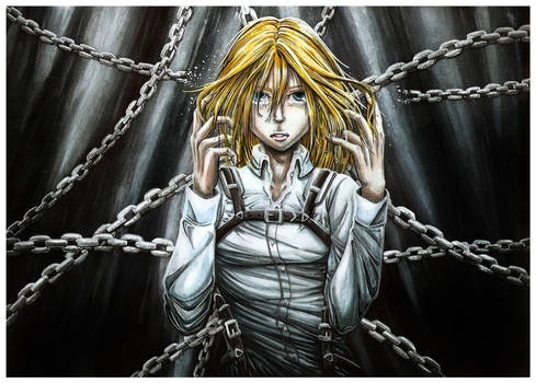 Caged in Noble Shackles