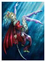 Final Fantasy VI: Terra by Marvolo-san
