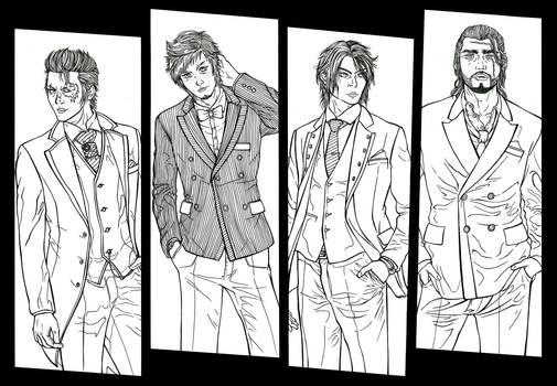 Let's suit up LINES