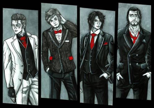 Let's Suit Up