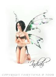 Fairytasia OOAK Fairy Indiah by fairytasia