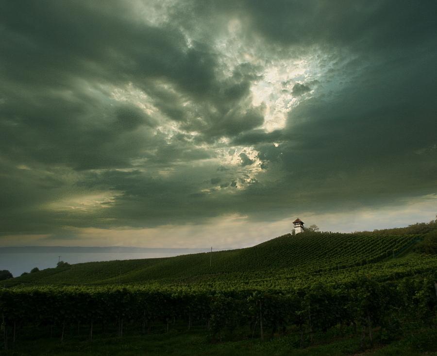 Sampai satu saat, kedamaian pun akan hilang dari jiwa ~ picture by ssilence of deviant art.