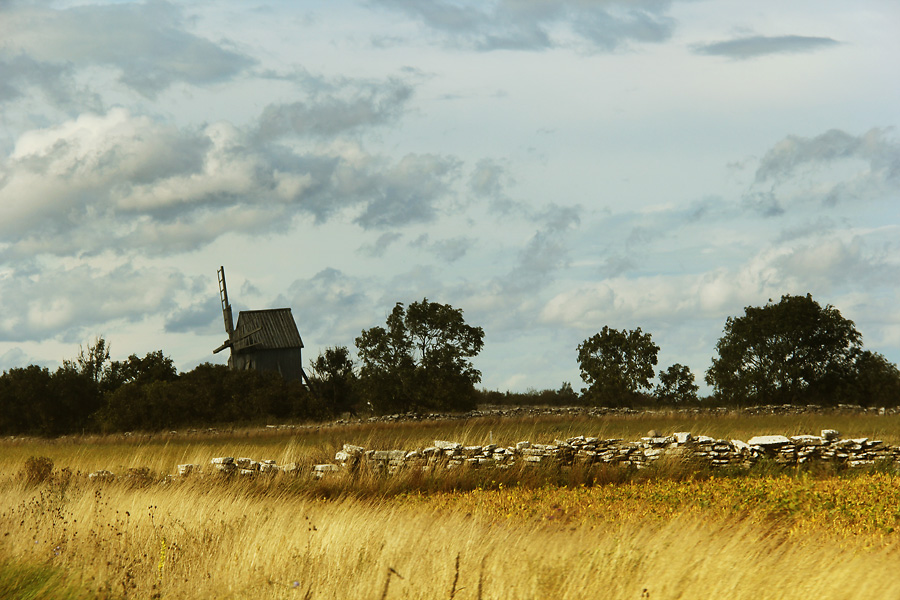 windmill by ssilence